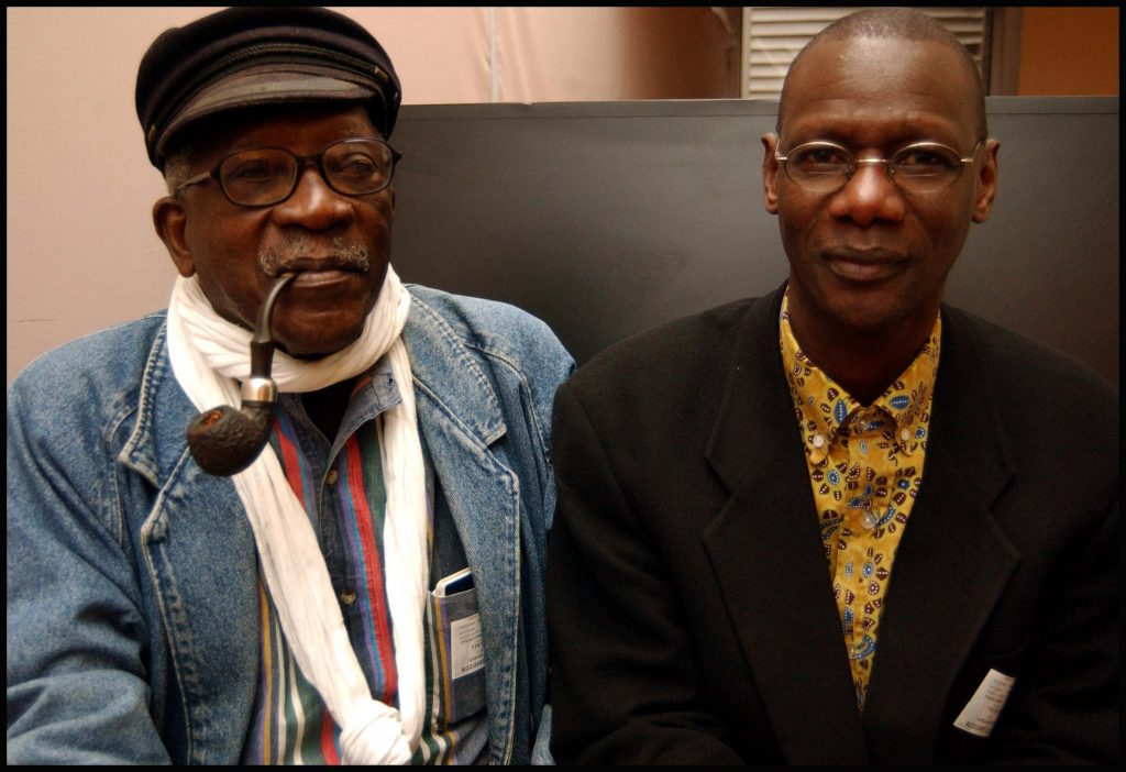 Sembene and Sembene. Image Credit: Lisa Carpenter